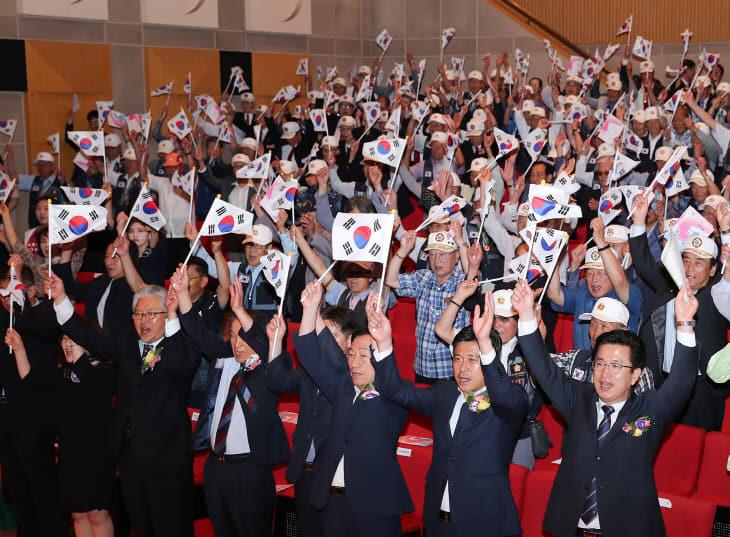 대전시 625전쟁 제69주년 기념식 개최 (1)
