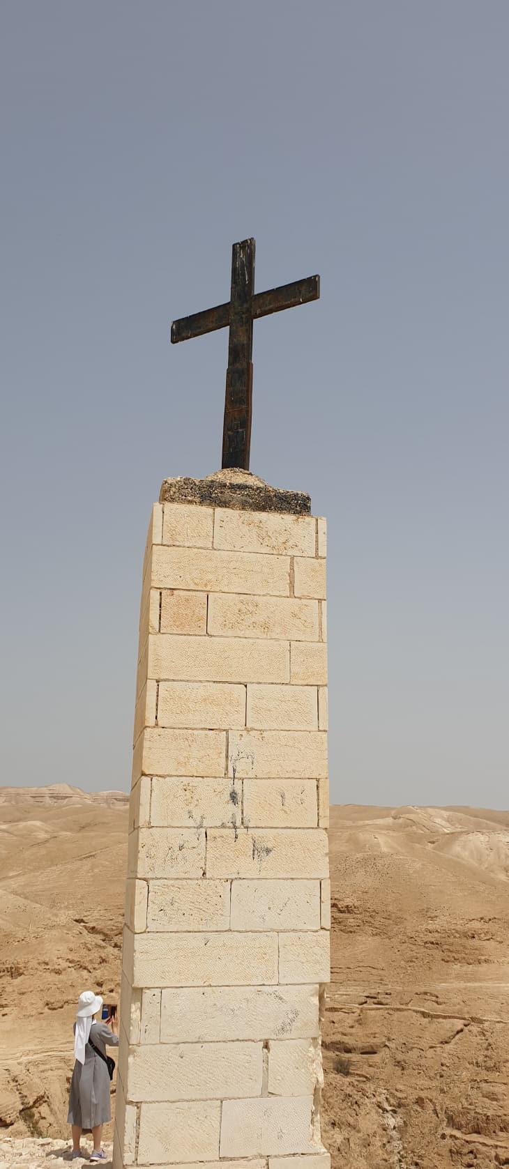 광야의십자가