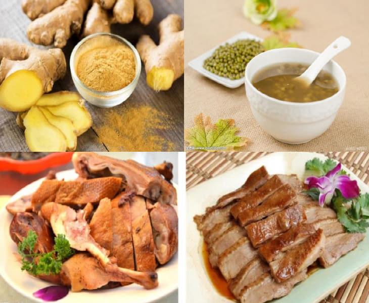 중국 보양식