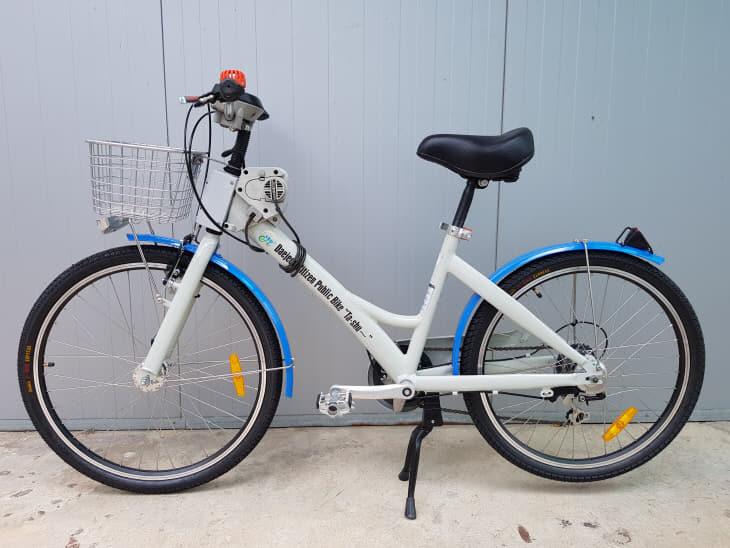 사진1(신규 타슈 3세대 자전거)