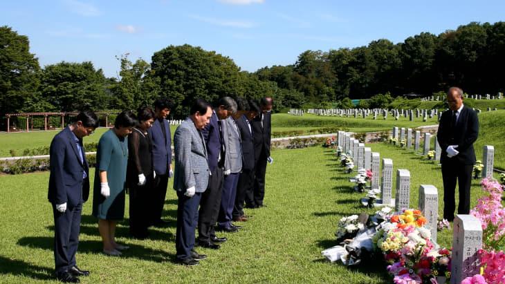 20190814 일본군 위안부 피해자 기림의 날 행사2