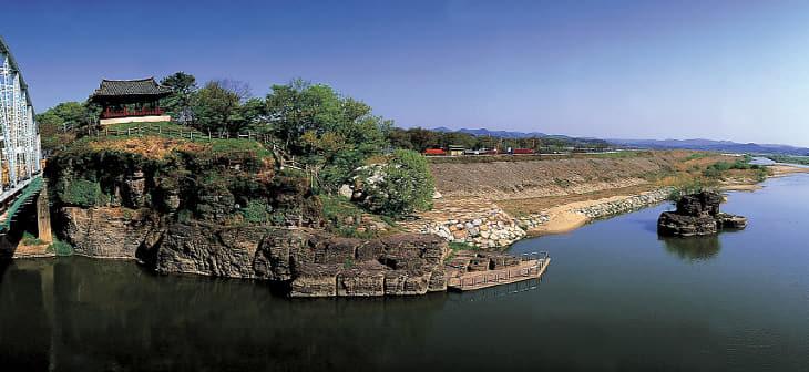 대한민국 국제 관광 박람회 생각보다 가까운 의령 홍보(정암루)