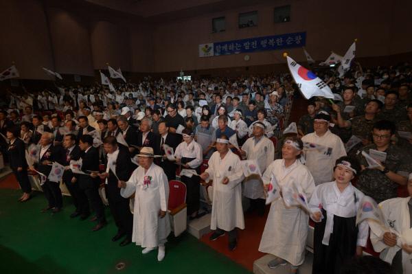 순창 0815 - 광복절 경축행사 DSC_2839