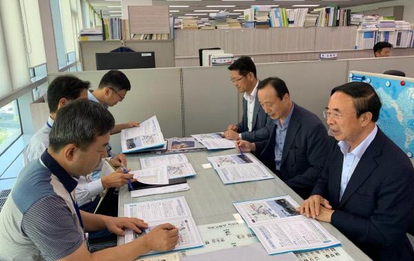 복합화 등 국가예산 확보 동분서주 (2)