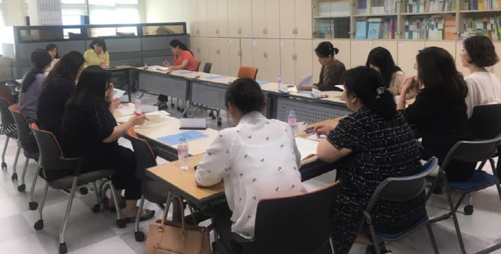 동부교육지원청 사립유치원 소그룹별 맞춤형 회계교육 실시
