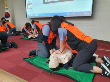 119천사 심폐소생술 교육