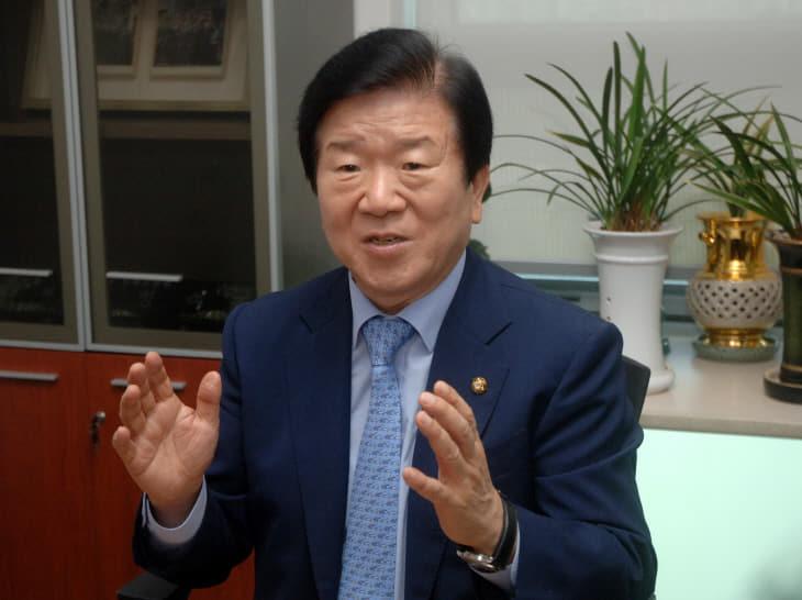 박병석 강조
