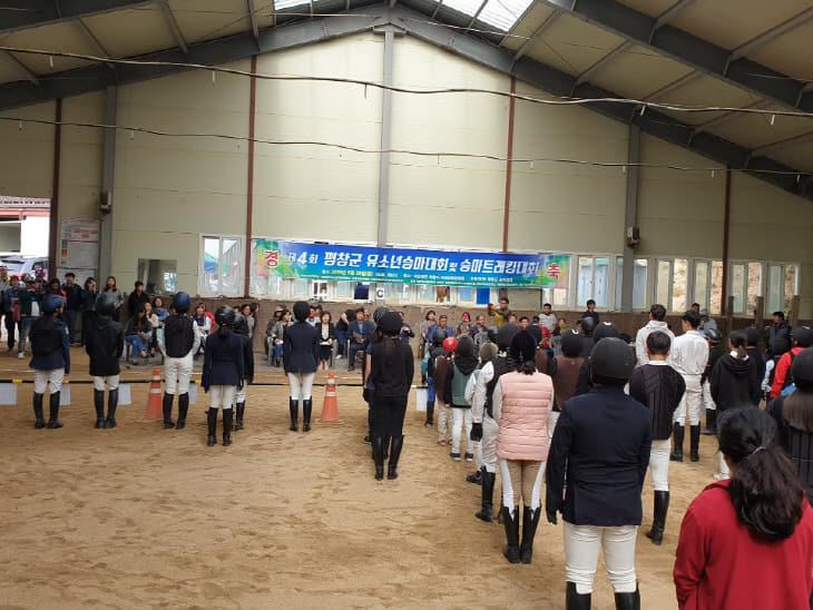 제4회 평창군 유소년 승마대회 및 트레킹 대회2