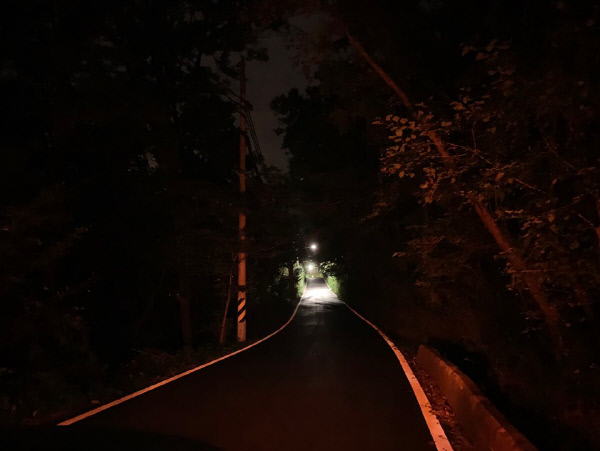식장산 도로1
