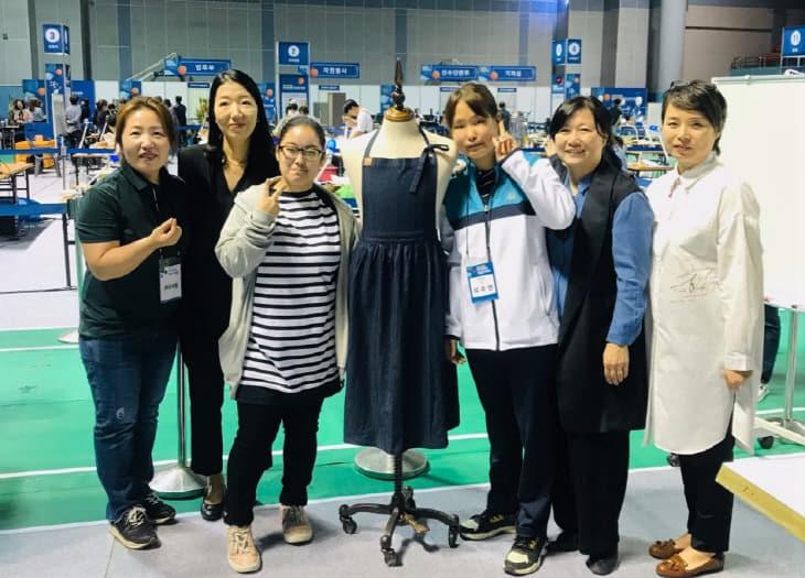 1.성광온누리학교, 2019 전국장애인기능경기대회 보도자료 사진