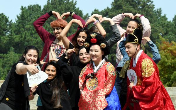 20191008-외국인유학생의 한글사랑