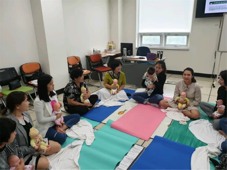 임신출산 지원 프로그램 출산