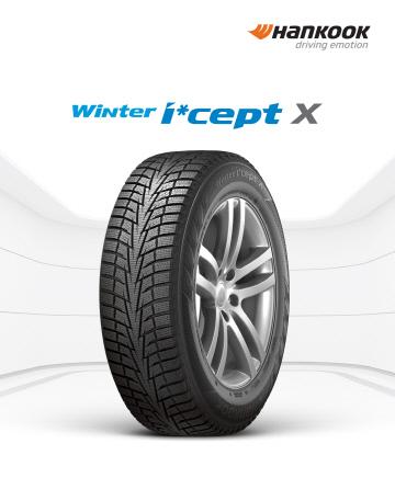 [사진자료] 겨울용 SUV 타이어 윈터 아이셉트 X 출시