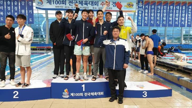 수영팀(계영400)