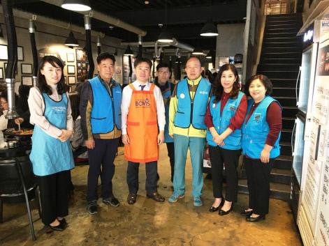 대전지방보훈청, 사랑의 식사 지원