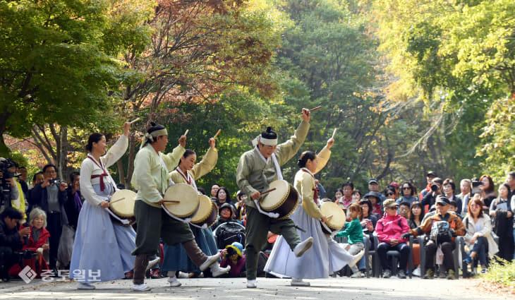 20191020-계룡산 국제 춤축제