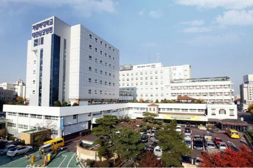 가톨릭대 대전성모병원 전경