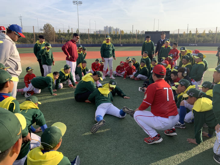 박찬호기 전국 초등학교 야구대회 관련 사진 (3)