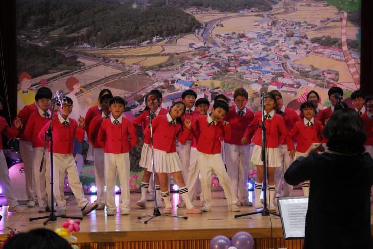 합천초 마을음악회