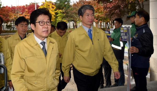 20191115-환경부 장관 대전 방문