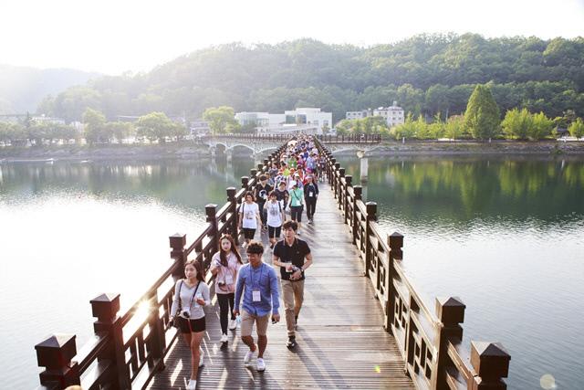 1028 가을여행 주간, 안동 월영교 달빛 걷기 (1)