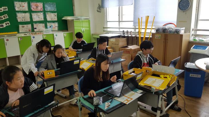 웅산초 소프트웨어 선도학교2