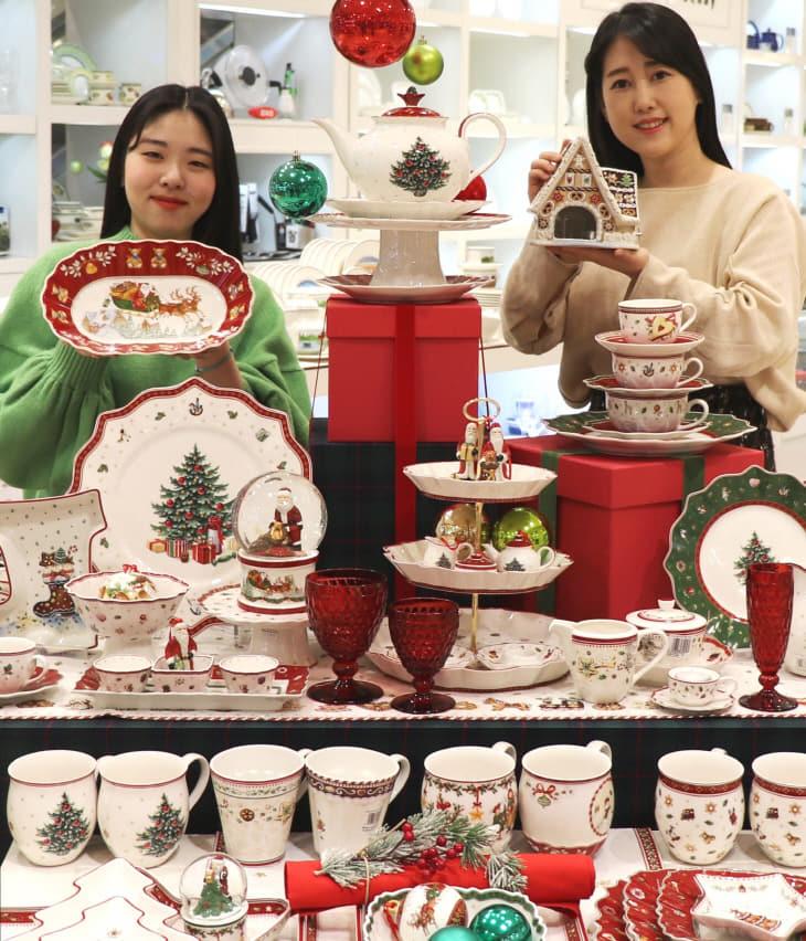롯데백화점 대전점, 식탁에 올린 크리스마스-03