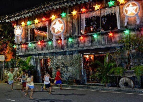 필리핀 크리스마스