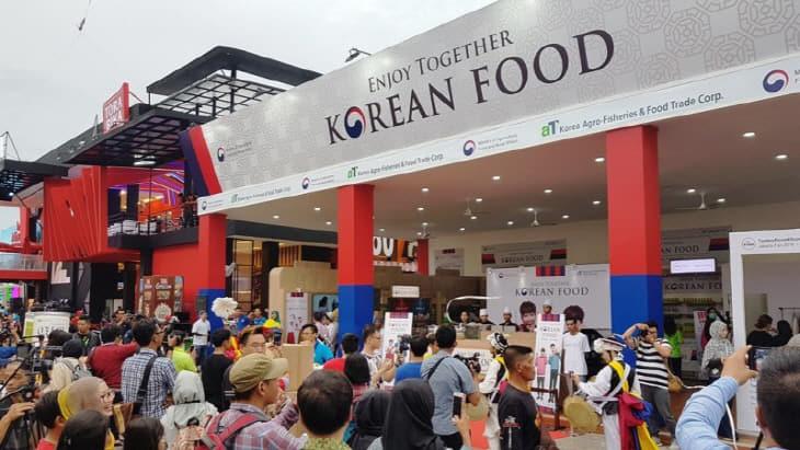 2019 k-food festival