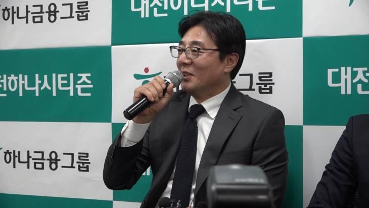 황선홍, 2002멤버들과의 대결 매우 긴장된다.