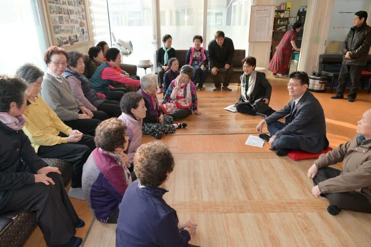 공주시 중학동 시민과의 대화 사진 (7)