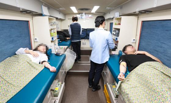 대한적십자사_대전세종충남혈액원과_'사랑의_헌혈'_행사