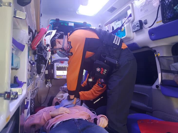 대전소방본부, 비응급환자 이송요구 거절 강화_자료사진 (2)