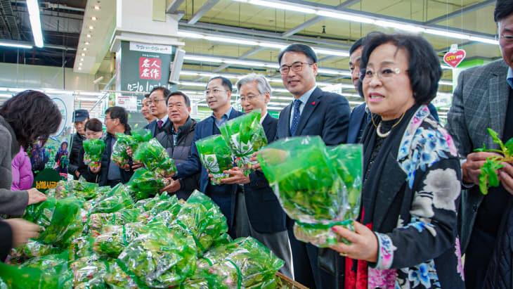 남해군, 농축수산물 브랜드 마케팅으로 수도권 집중 공략