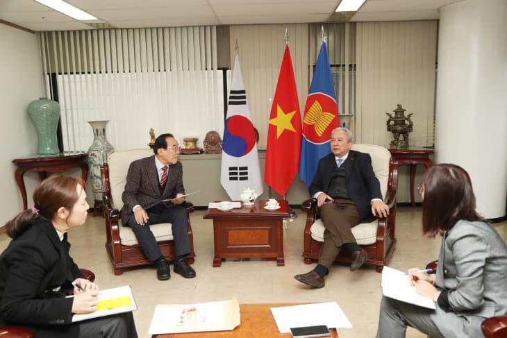 2.13. 주한베트남 대사관 방문 (2)