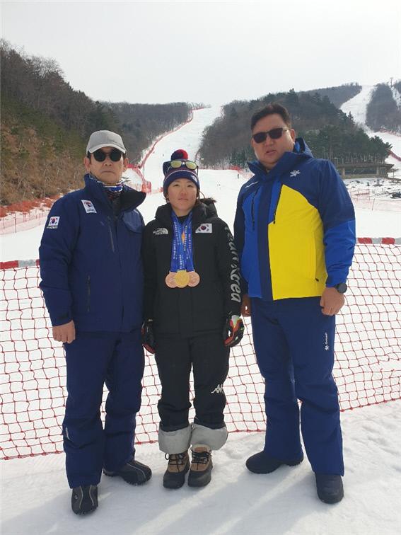 20200221 제101회 전국동계체육대회 대전선수단 목표달성 사진1