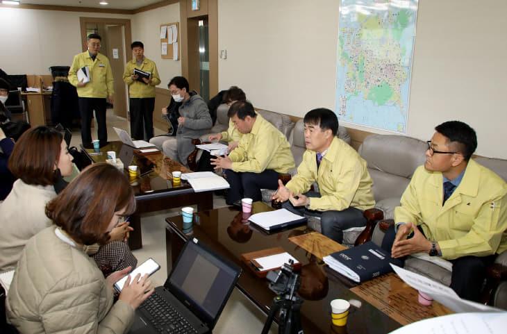 대전교육청, 개학 연기에 따른 대책 발표 (2)