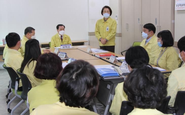 논산계룡교육지원청 보도자료 사진