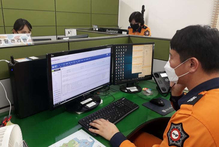 서천소방서, 코로나19 위기대응 상황관리반 운영