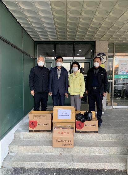 02-① 음성읍 이장협의회 기증