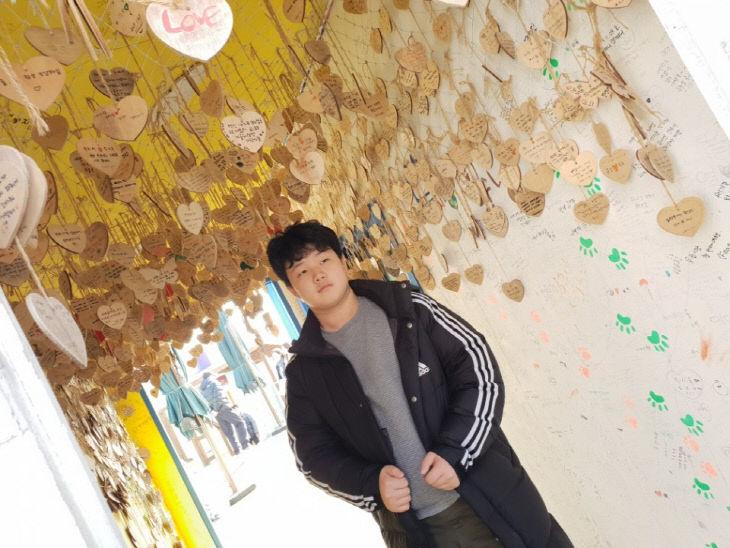 홍성중 표정우 학생사진