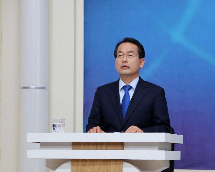 강준현 후보 토론