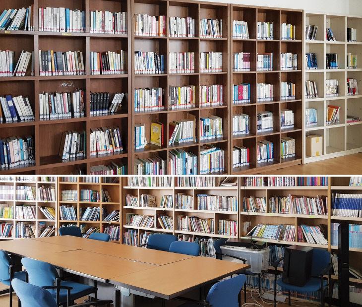 학의뜰-도서관