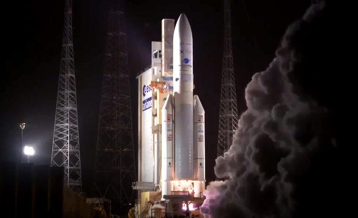 한국항공우주연구원 천리안위성 2B호 첫 번째 해양 관측 영상 공개