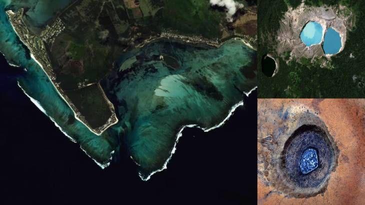 항공우주연구원이 공개한 우주에서만 볼 수 있는 아름다운 지구