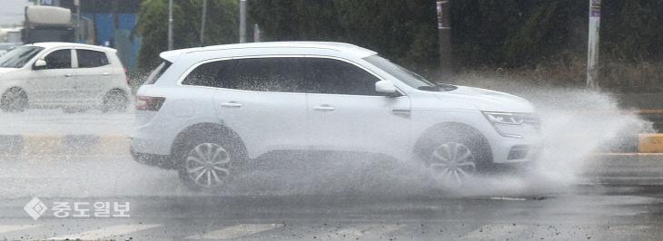 전국 대부분 지역에 비…'안전운전 하세요'