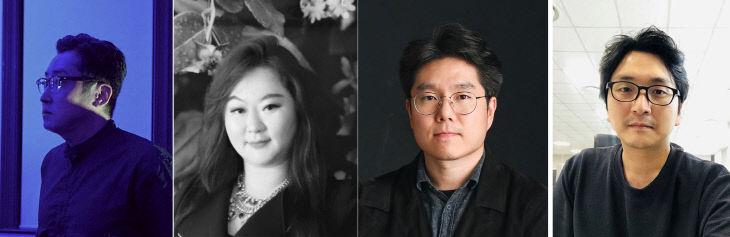 EXM Lab(정화용), 홍지윤, CraftX(강정헌, 윤영원)