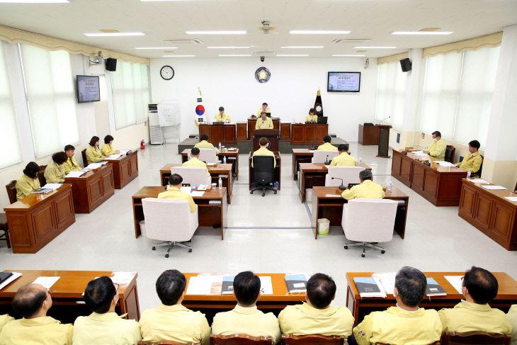 서천군의회, 제281회 임시회 폐회