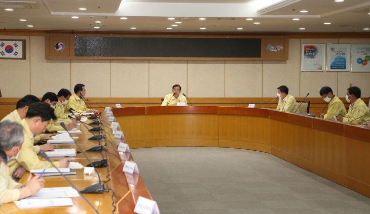 200603 과수화상병 발생관련 대책회의1