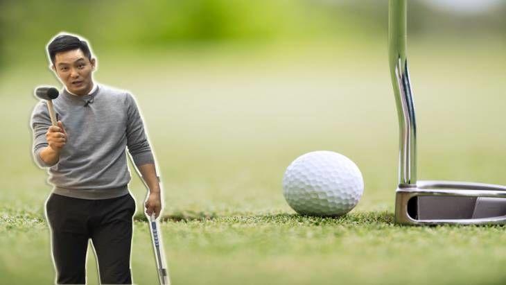 [박하림의 골프스튜디오] 4.내가 치는 공은 왜 안맞을까? 스윙시 어드레스 포지션을 알려드립니다.
